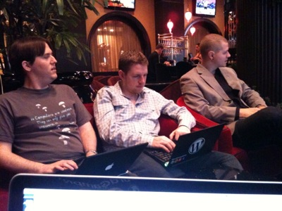 picture of Peter, Matt, Mark